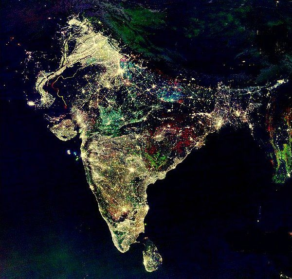 Diwali lights nasa says fyl with gumiabroncs